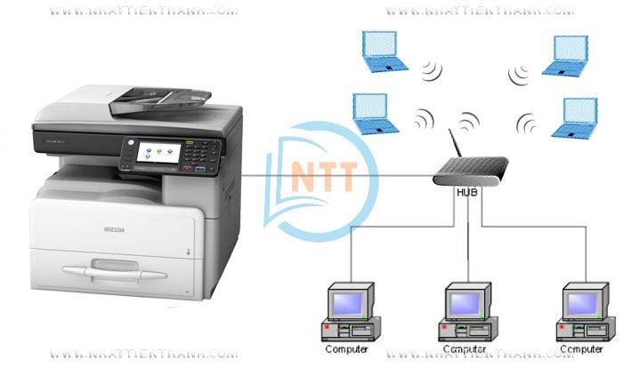 may-photocopy-ricoh-mp-301-network